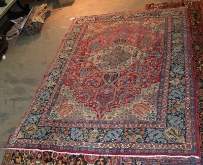 7A: Isfahan rug
