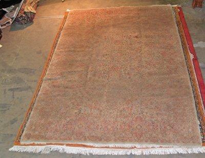 10: Ivory Karastan rug