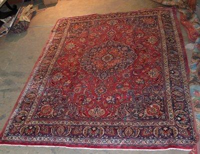 12A: Meshad rug