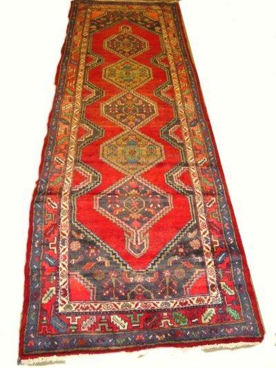 1002A: Hamadan runner rug
