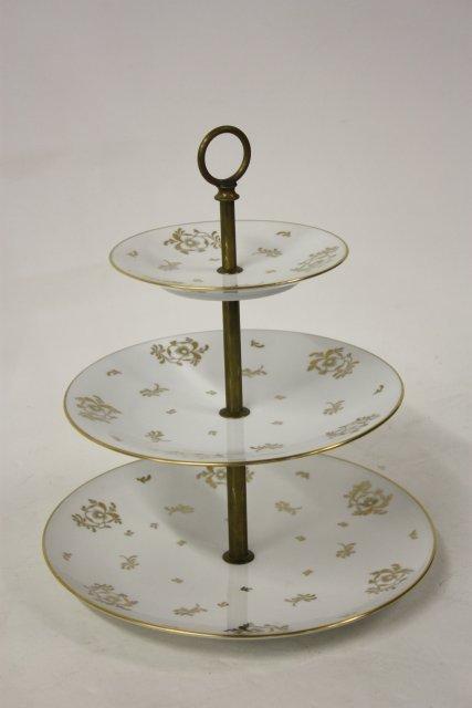 21: Limoges platter
