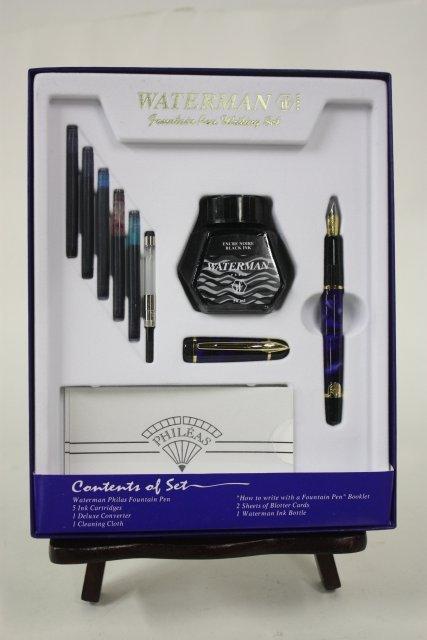 27: Waterman pen in box