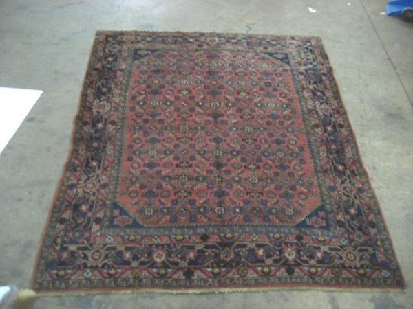 2A: Lot of 3 small Chinese scatter rugs