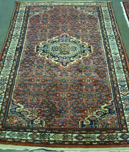 4: Hamadan rug
