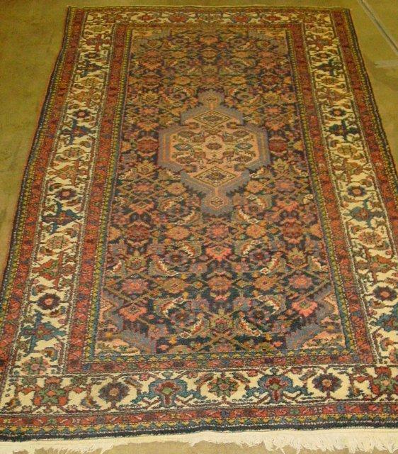 5: Mallayer rug