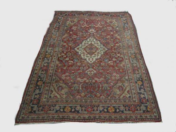 5: Sarouk rug