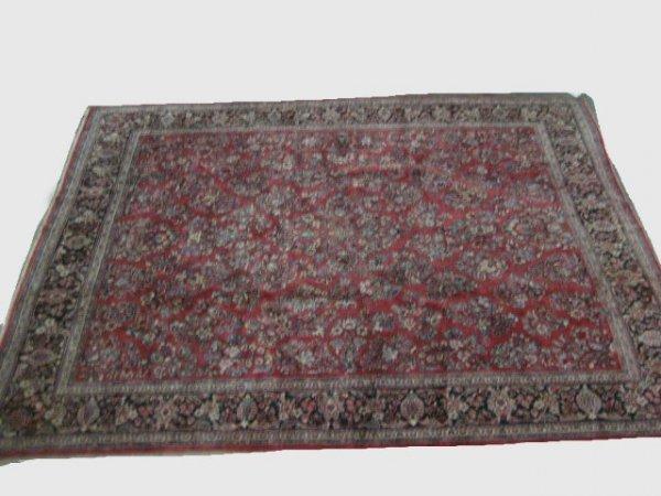 6: Sarouk rug
