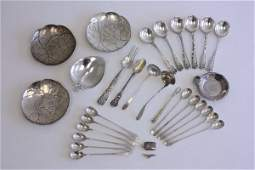 200 30 pc assorted Tiffany  Co sterling silver