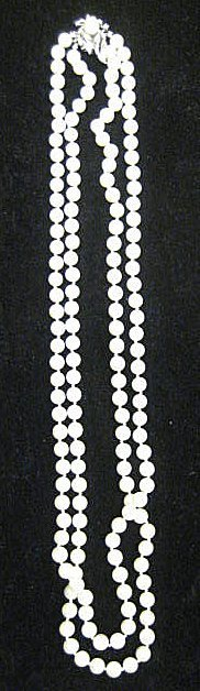 562: Double strand pearls