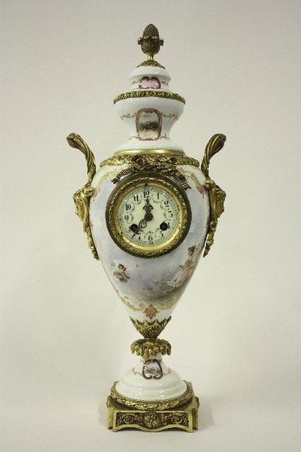 8: Sevres clock