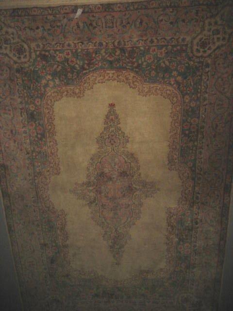 1: Kirmin Persian carpet ca. 1960's