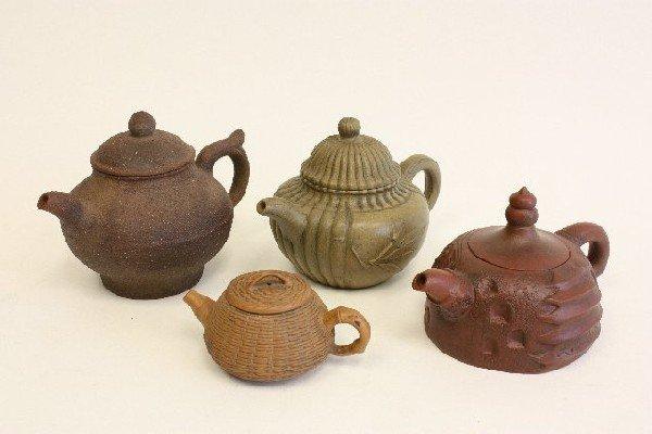 9A: 4 teapots