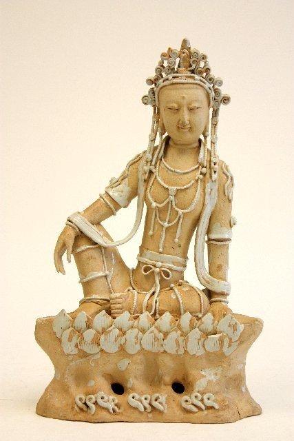 "11A: Porcelain ""Buddha"""