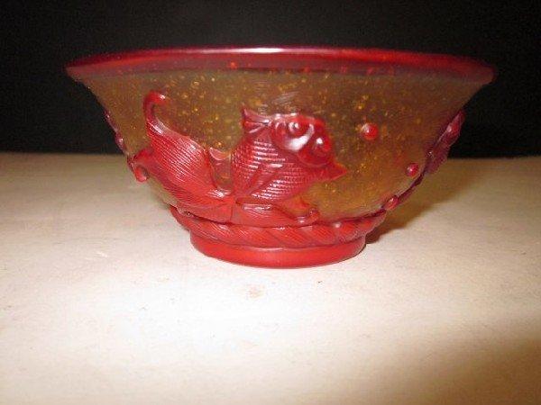 14A: Glass bowl