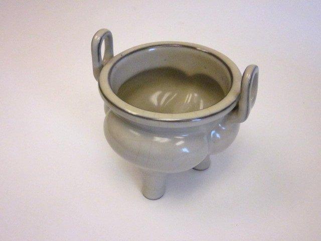 13: Pottery censer