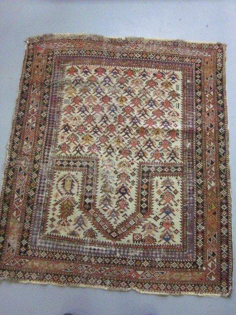 1006A: Antique Shirvan prayer rug