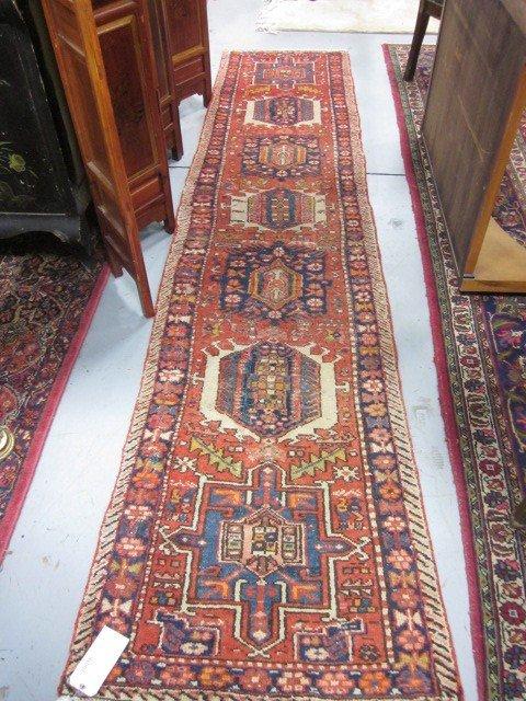 1003B: Persian Karagi handmade runner