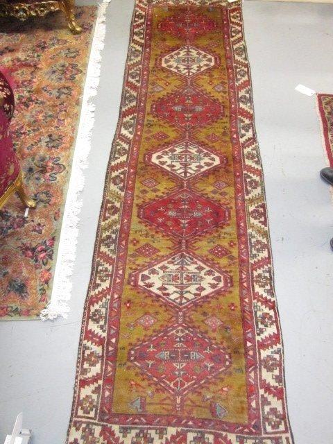 1004B: Persian Karagi handmade runner