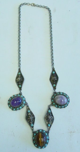1506A: Middle Eastern necklace