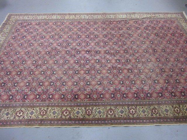 9: Turkish Sivas rug