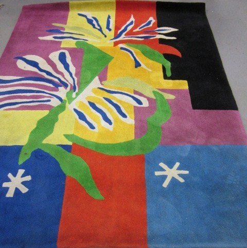 2: Edward Fields designer area rug