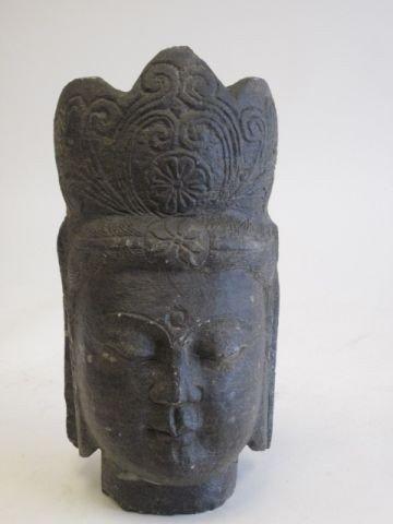 "4: Tang Dynasty ""Buddha Head"""