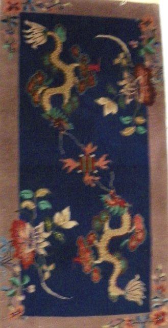 2A: Chinese Art Deco carpet