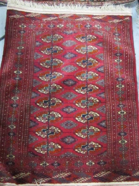3: Bokhara rug