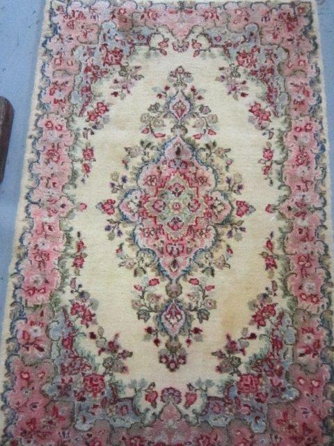 11A: Handmade Kermin rug
