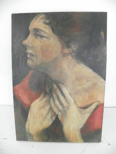 1007: Portrait of a Woman oil painting