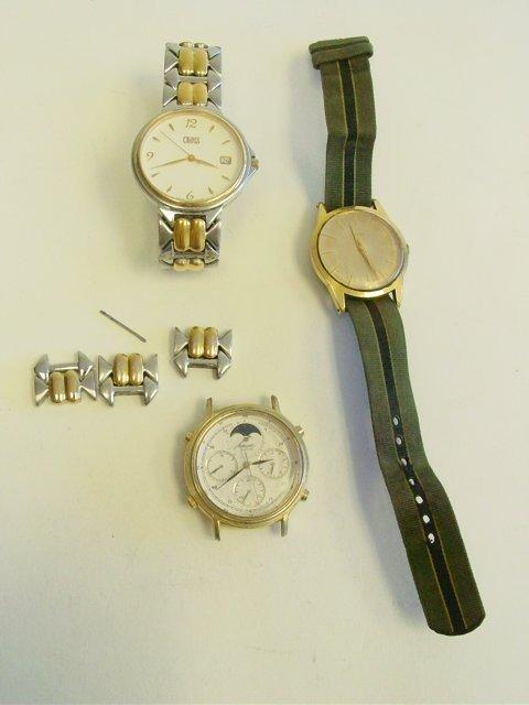 1045: 3 men's watches