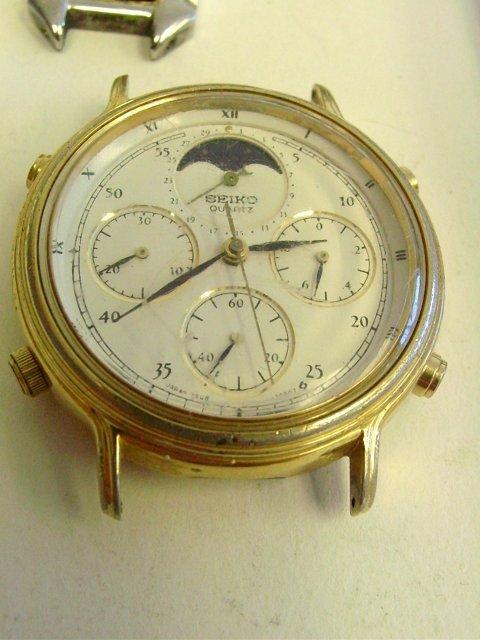1045: 3 men's watches - 3