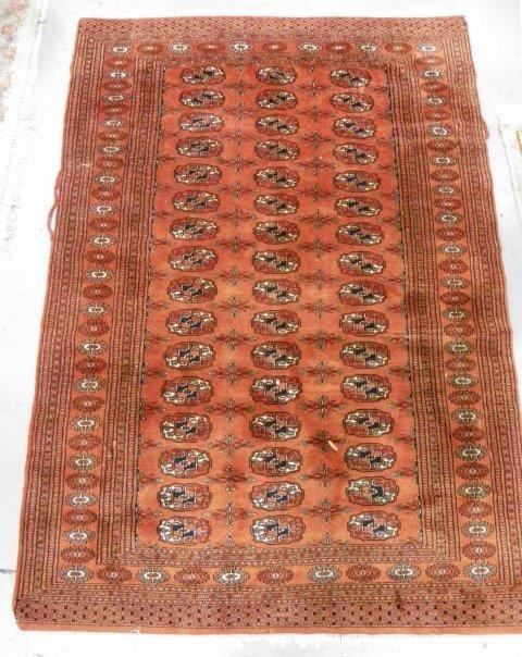 1: Bukhara rug