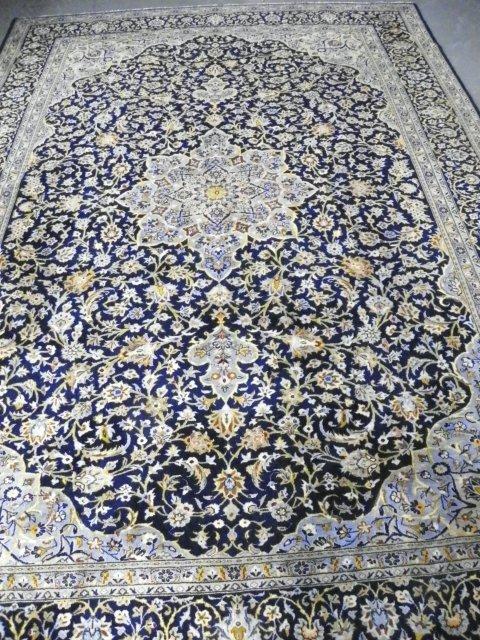 1A: Persian rug
