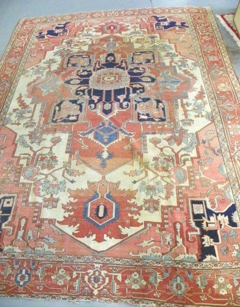 2: Serapi rug