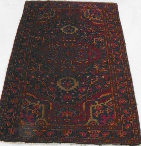 14: Antique Malyer rug