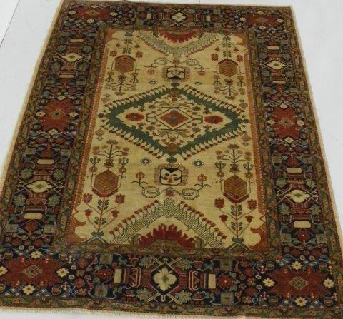 15: Decorative Persian Sultanabad rug