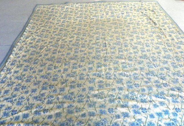4A: Handmade wool tapestry