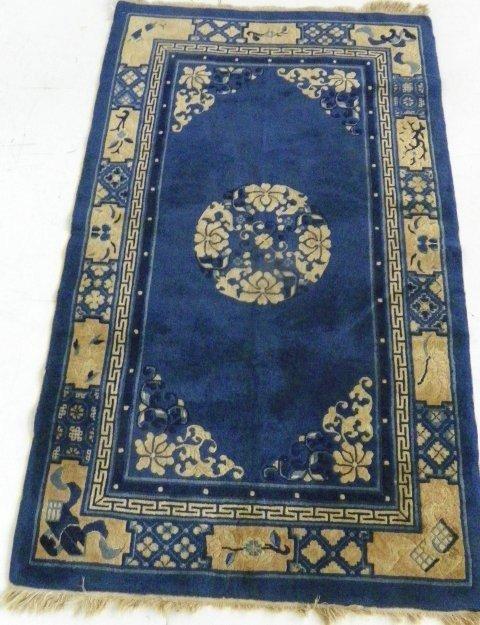 1: Peking Chinese rug