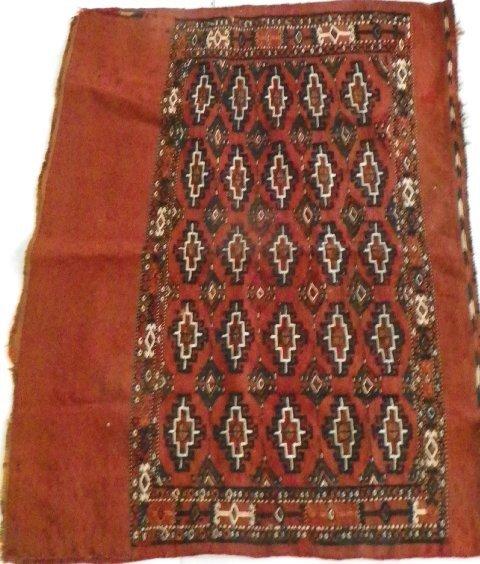 3: Turkan rug