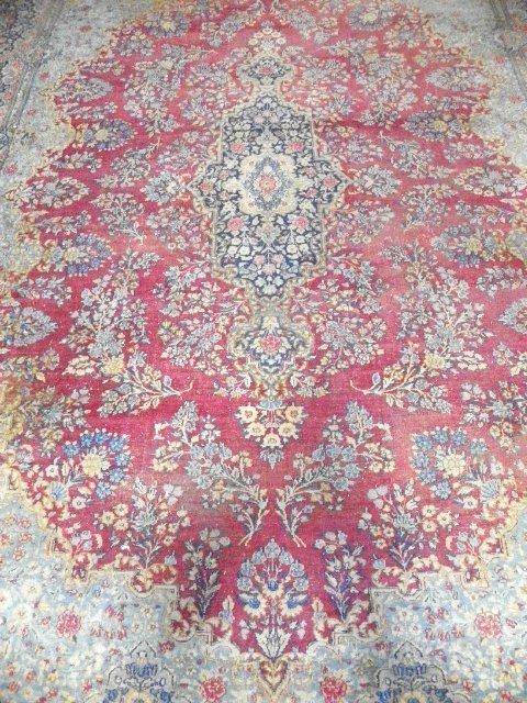 15: Oriental rug