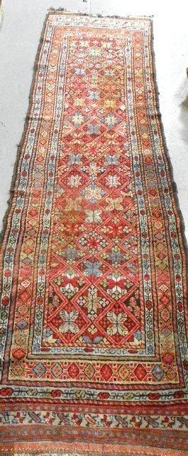 19: Antique Persian Malayer rug