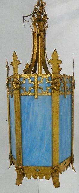 80: Moorish style lantern ca. 1900