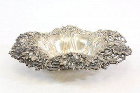 Sterling Silver Theodore B. Starr Bowl