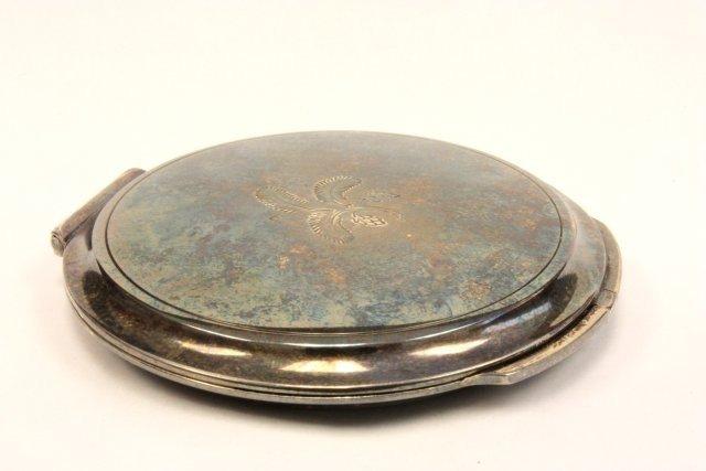 1023: George Jensen Denmark sterling compact