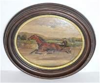 1291: William S. Van Zandt American oil painting