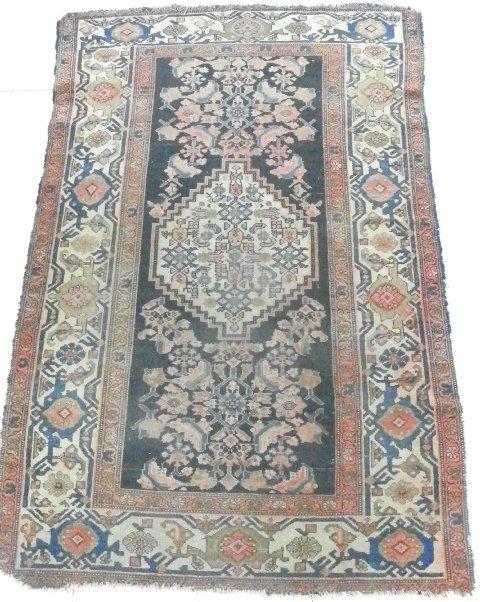 1A: Hamadan rug