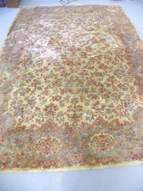 3A: Kermin design by Karastan rug