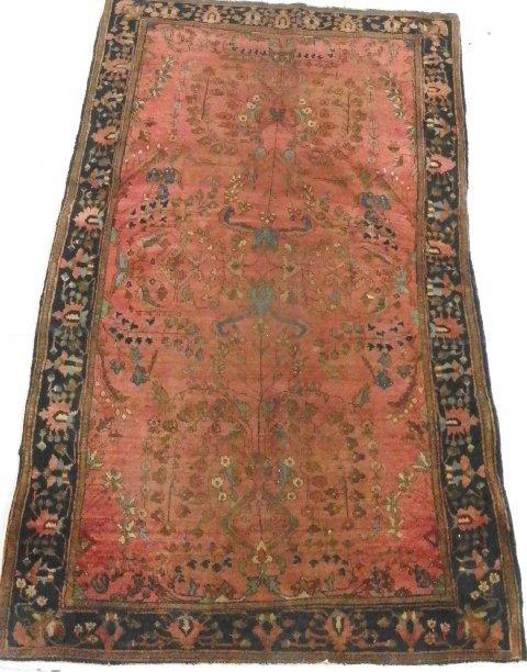 15: Oriental Persian Kashan rug