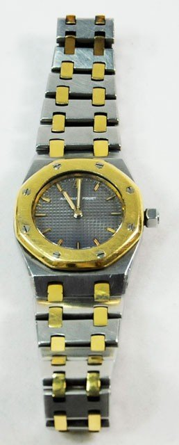 1004A: Vintage 18kt gold Audermars Piguet wristwatch